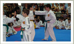 kids training