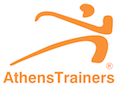 AthensTrainers® Λογότυπο