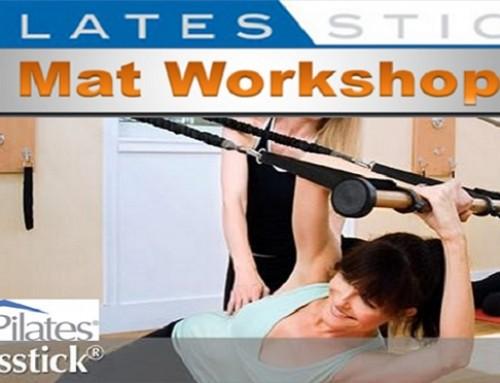 Εκπαιδευτικό σεμινάριο Pilatesstick®
