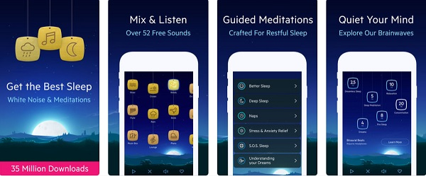 Relax Melodies: Sleep Sounds app - AthensTrainers®