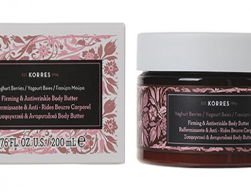 Korres Yoghurt & Berries Firming & Anti-Wrinkle Body Butter