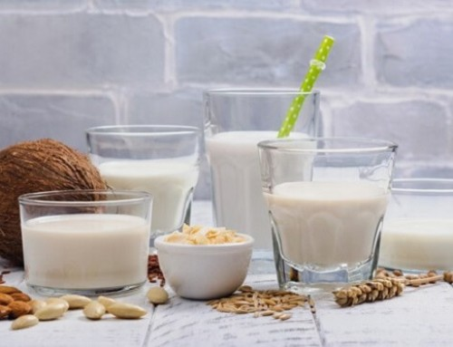 Dairy alternatives for lactose intolerant people