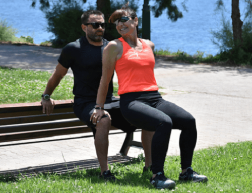 Couple workout: exercise 13