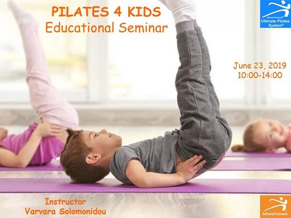 pilates 4 kids