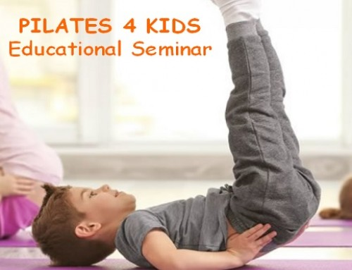 Educational Seminar Pilates 4 Kids