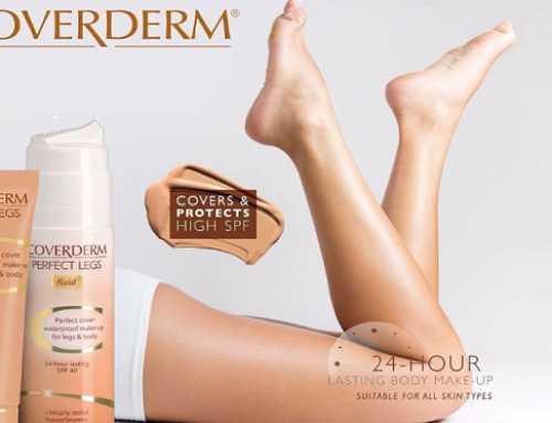 Coverderm Perfect Legs, make up