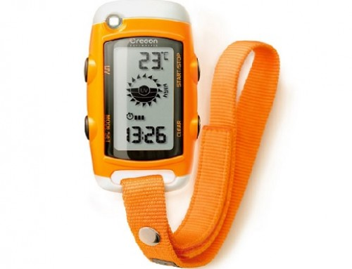 Oregon UV Monitor with Exposure Timer