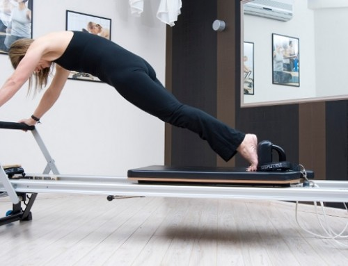 Reformer training: Jack rabbit