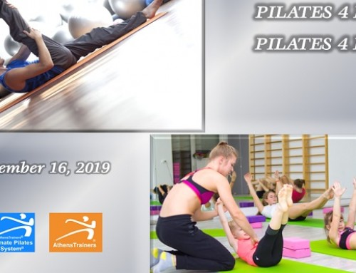 Become THE Pilates Trainer: Pilates 4 Men, Pilates 4 Kids