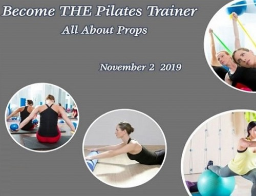 Become THE Pilates Trainer: All About Props