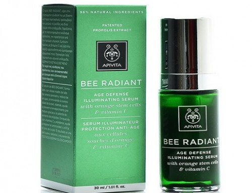 Apivita Bee Radiant Serum Anti-Aging Shine