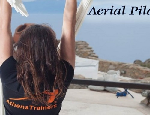 Εκπαιδευτικό Σεμινάριο Aerial Pilates®