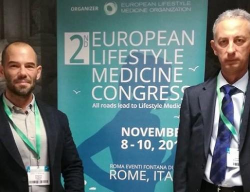 2nd European Lifestyle Medicine Congress in Rome
