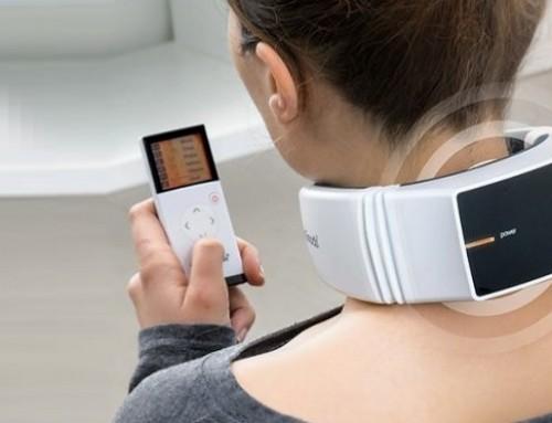 InnovaGoods: συσκευή μασάζ για τον αυχένα σας