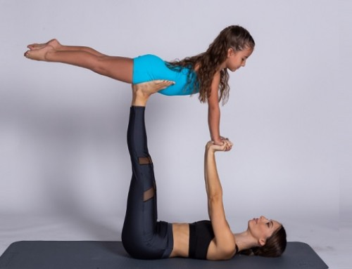 Working out with your kid : exercise 1
