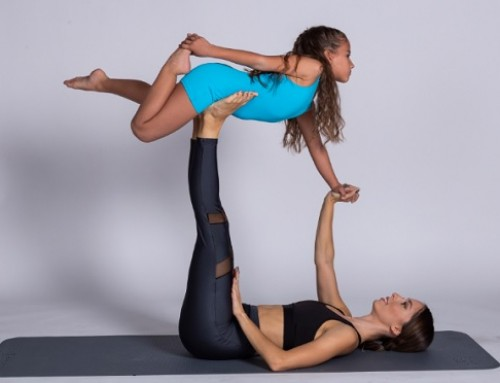 Working out with your kid : exercise 2