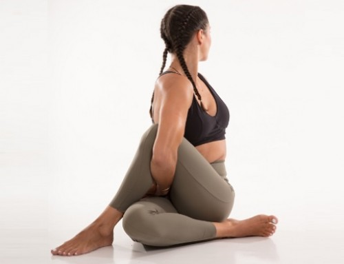 Yoga twisting & αποτοξίνωση: sitting half spinal twist