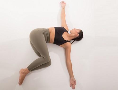 Yoga twisting & αποτοξίνωση: master revolved abdomen pose