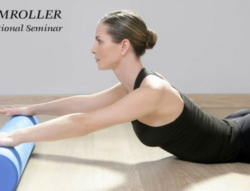 Pilates on a Foamroller Seminar