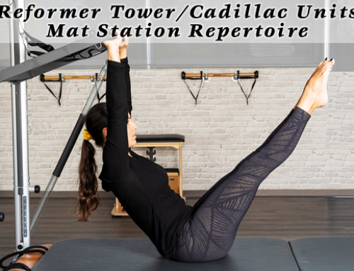 Εκπαιδευτικό Σεμινάριο Reformer Tower/Cadillac Units, Mat Station Repertoire