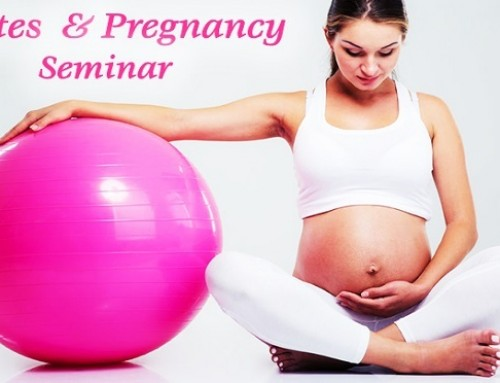 Educational Seminar Pilates & Pregnancy
