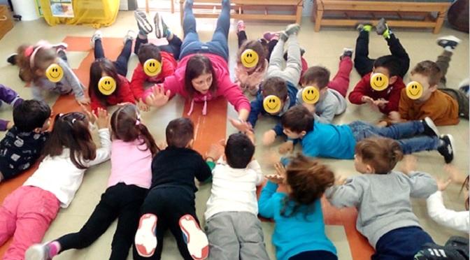pilates kids