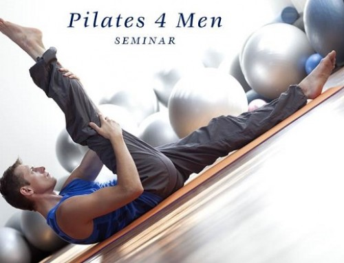 Educational seminar Pilates 4 Men