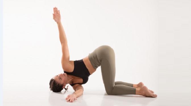yoga twist