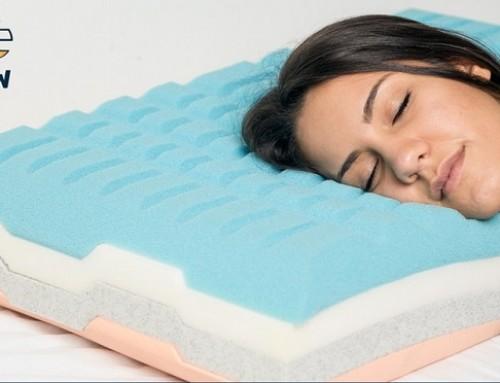 Mio pillow: προσαρμοζόμενο μαξιλάρι ύπνου