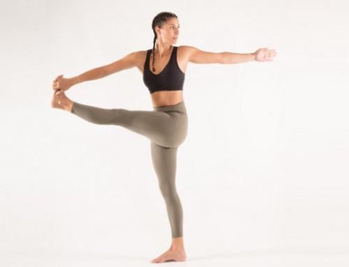 Yoga twisting & αποτοξίνωση: revolved hand to big toe pose