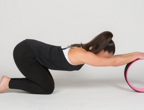 Yoga wheel παιχνίδια ισορροπίας: stretch & relax