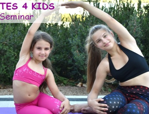 """Εκπαιδευτικό Σεμινάριο """"Pilates 4 Kids"""""""