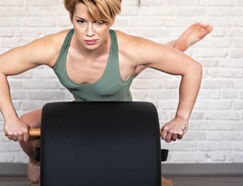 Γνωρίστε το Pilates Spine Corrector