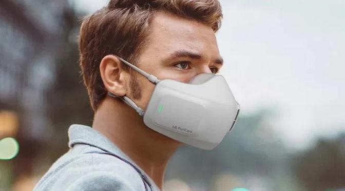 lg μάσκα