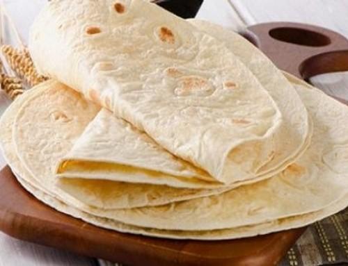 Ιδέες με τορτίγια και αραβική πίτα