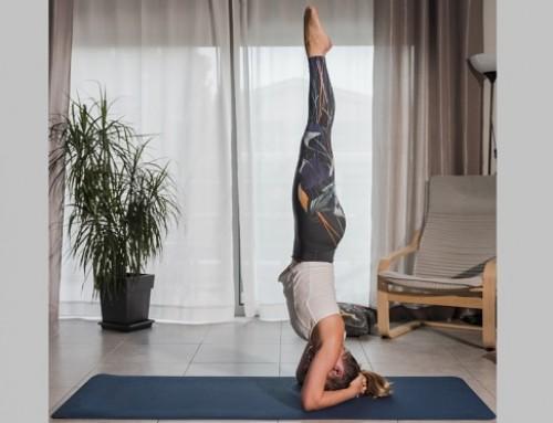 Makeyour own yoga calendar: September