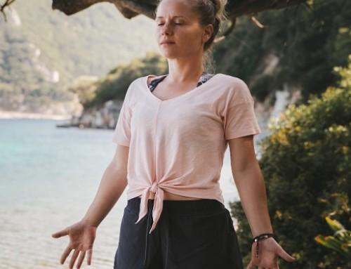 Cool Yoga: Tadasana