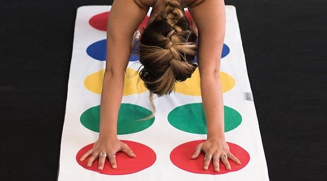 yoga twister