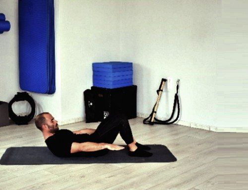 Keep your mind on Pilates. Keep your body toned and try…..hundred