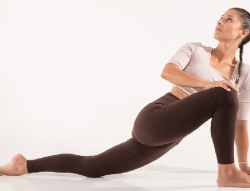 Yin Yoga: twisted dragon pose
