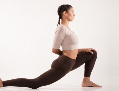 Yin Yoga: dragon pose