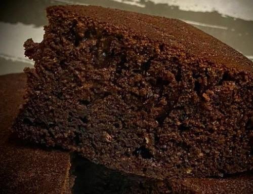Σοκολατόπιτα με λίγες θερμίδες