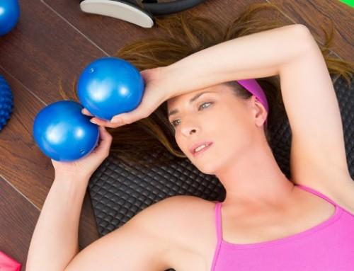 Προπόνηση με Toning balls